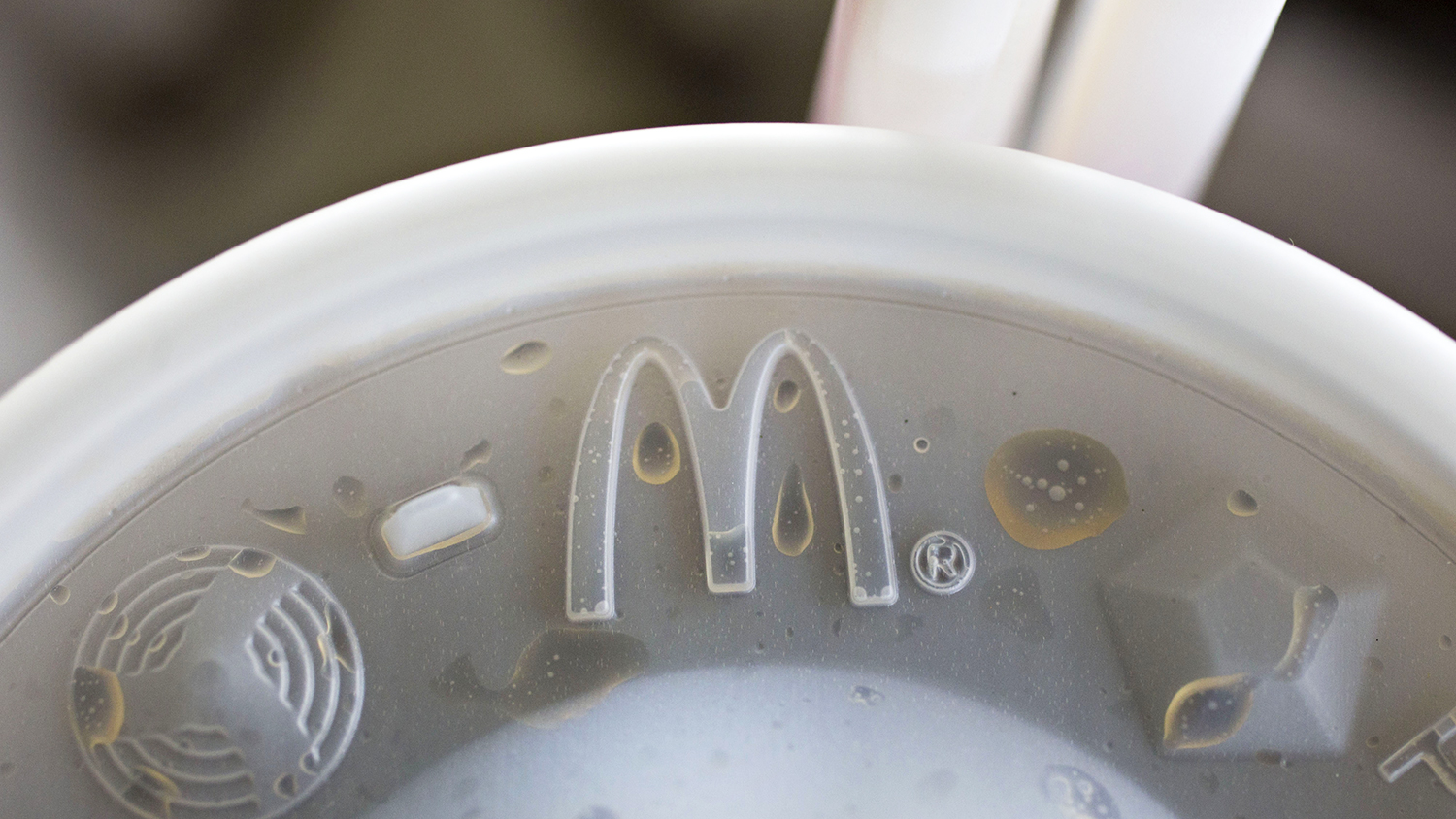 mcdonalds cups styrofoam make a comeback
