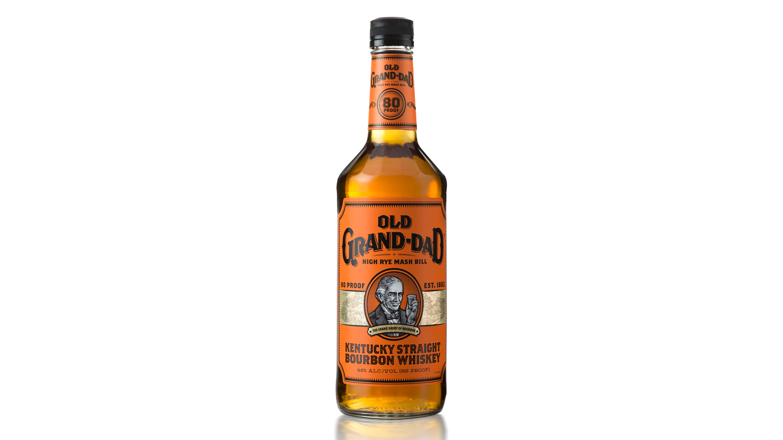 Old Grand-Dad 100-Proof