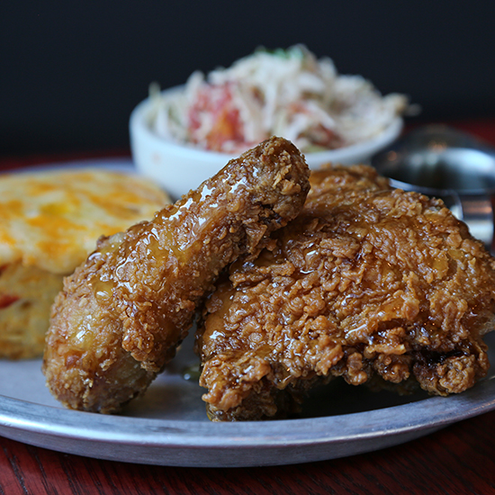 Best Fried Chicken in the U.S.: Raleigh, NC: Beasley's Chicken + Honey; Raleigh, NC