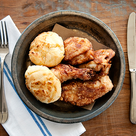 Best Fried Chicken in the U.S.: Watershed on Peachtree