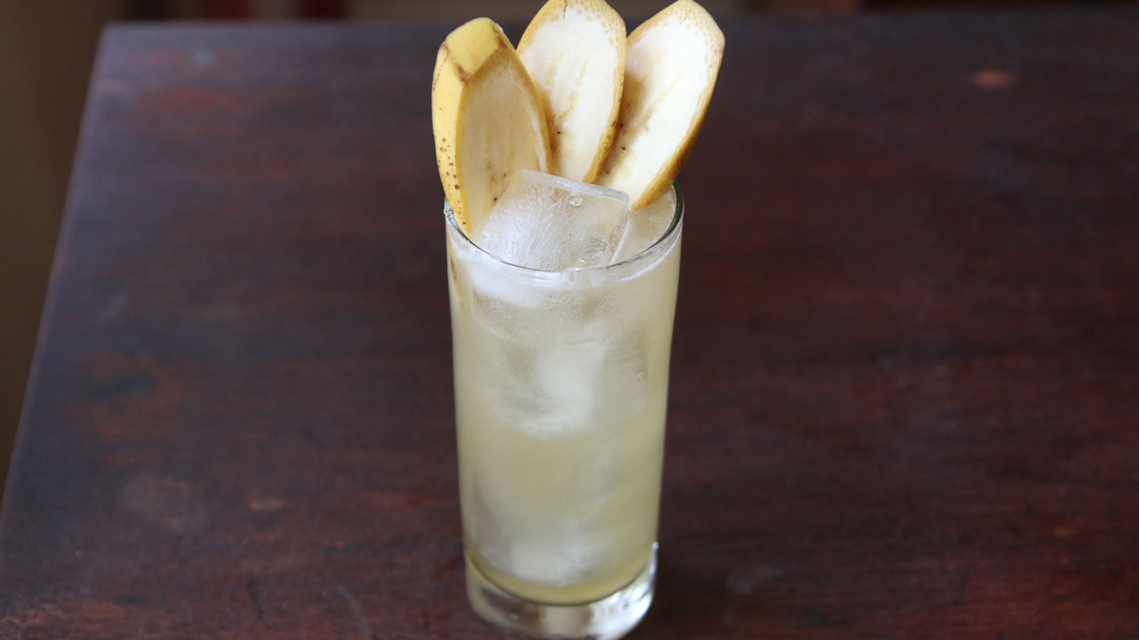 Scotch Banana Collins