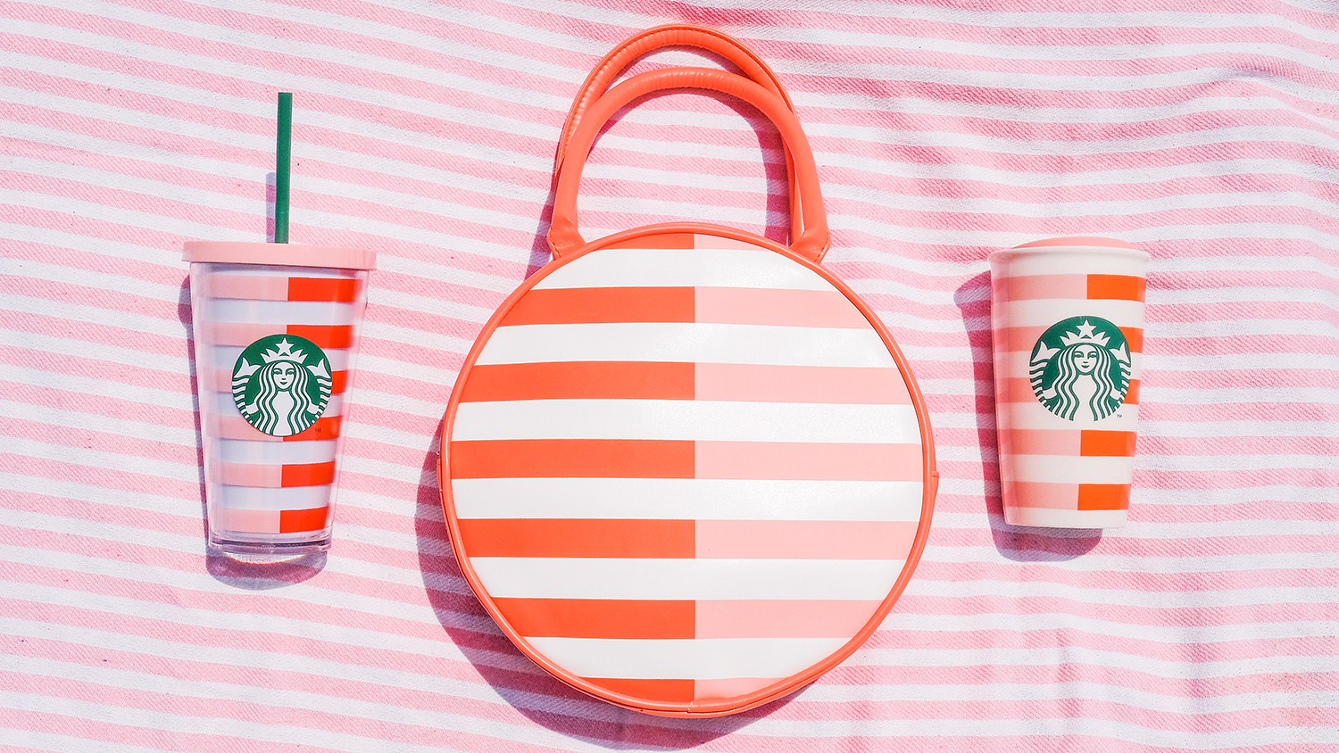 starbucks ban.do summer merchandise