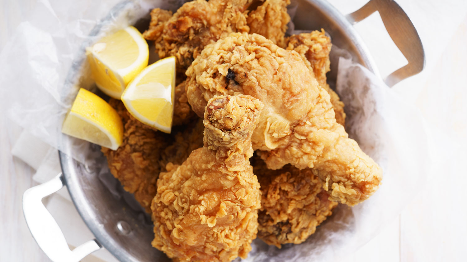 science behind fried chicken