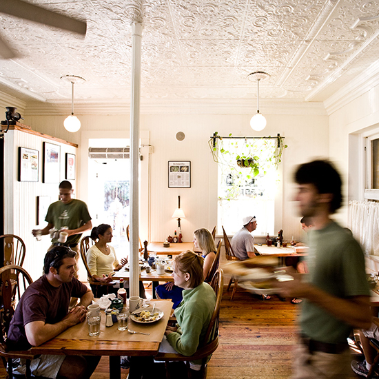 Best Breakfast Sandwiches in the U.S.: Hominy Grill; Charleston, SC