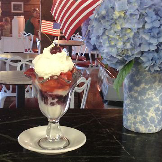 Best Ice Cream Spots in the U.S.: Dennisport's Sundae School