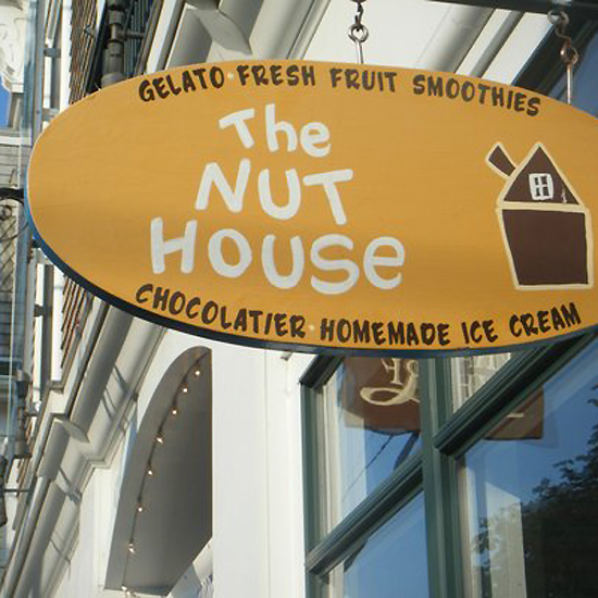 Best Ice Cream Spots in the U.S.: Provincetown's The Nut House