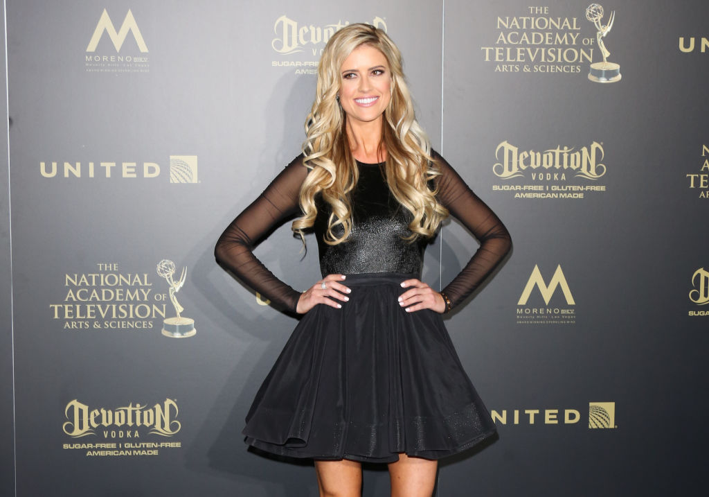 christina el moussa brownie recipe