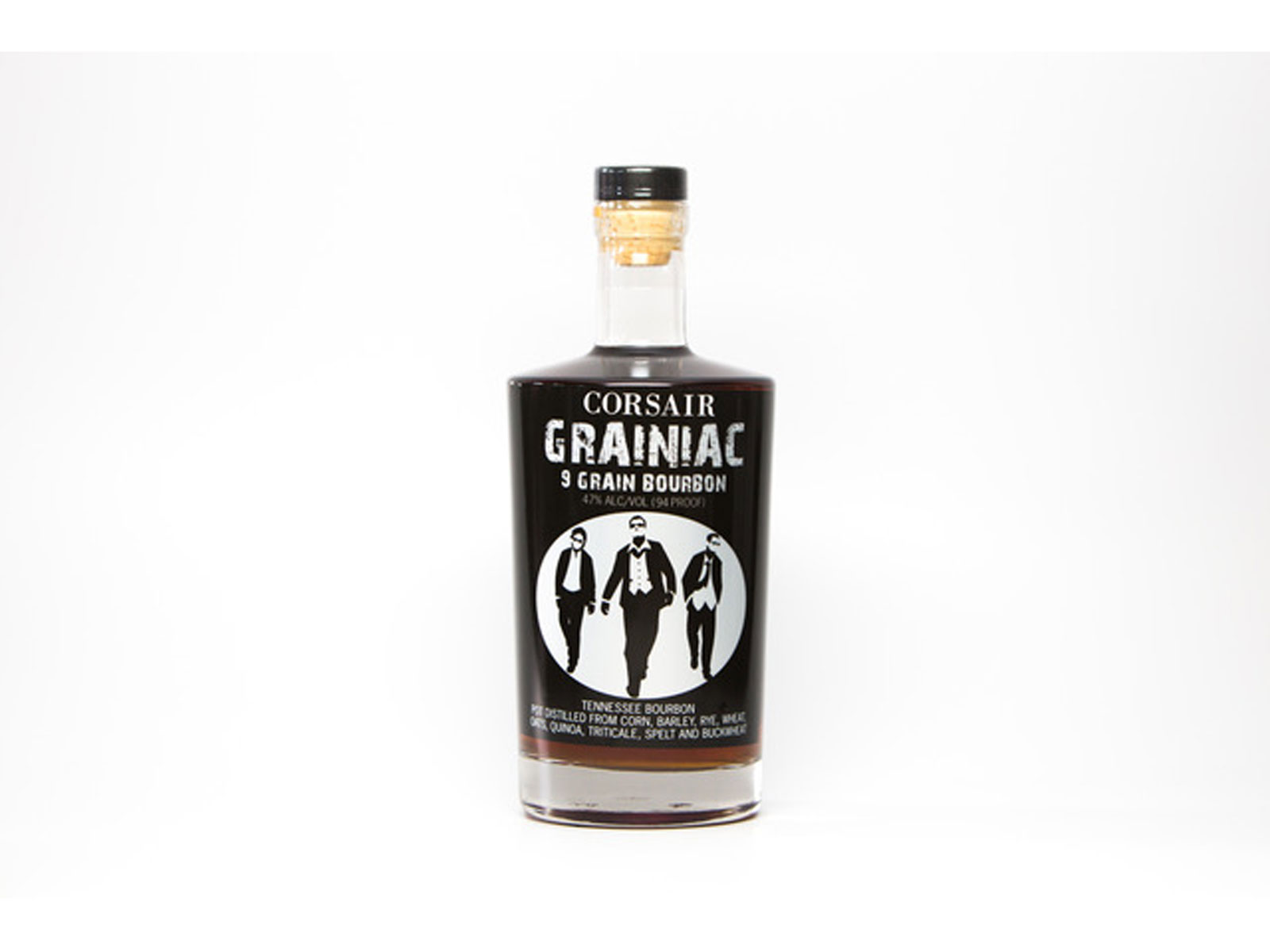 Grainiac 9 Grain Bourbon by Corsair Distillery