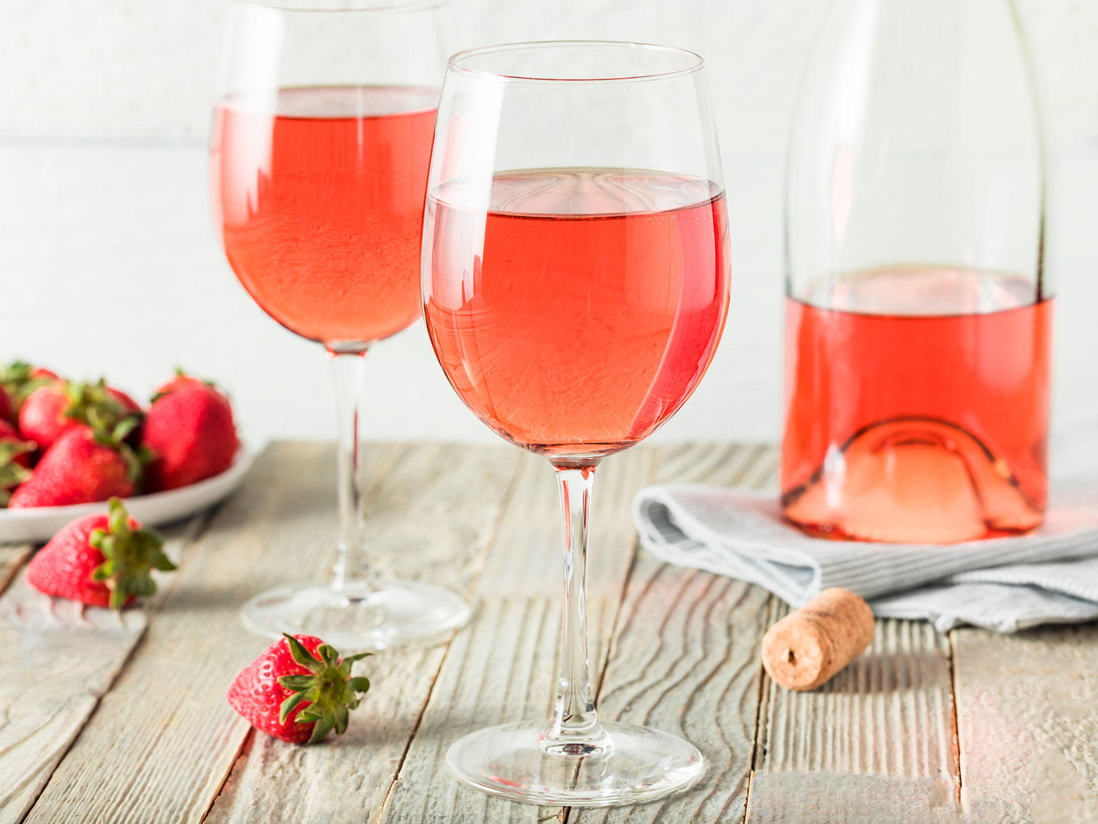 dc drinks the most rose wine
