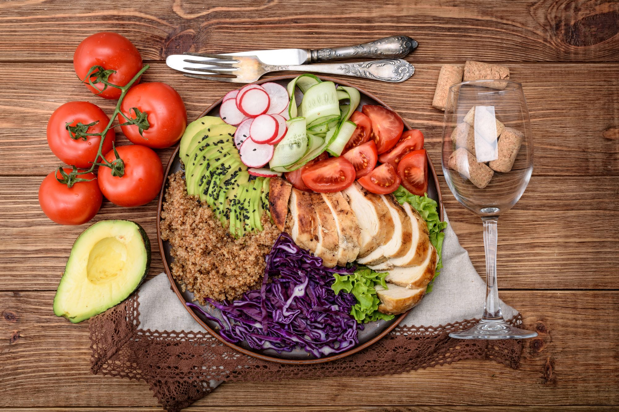 Food prep tips to help you count your macros