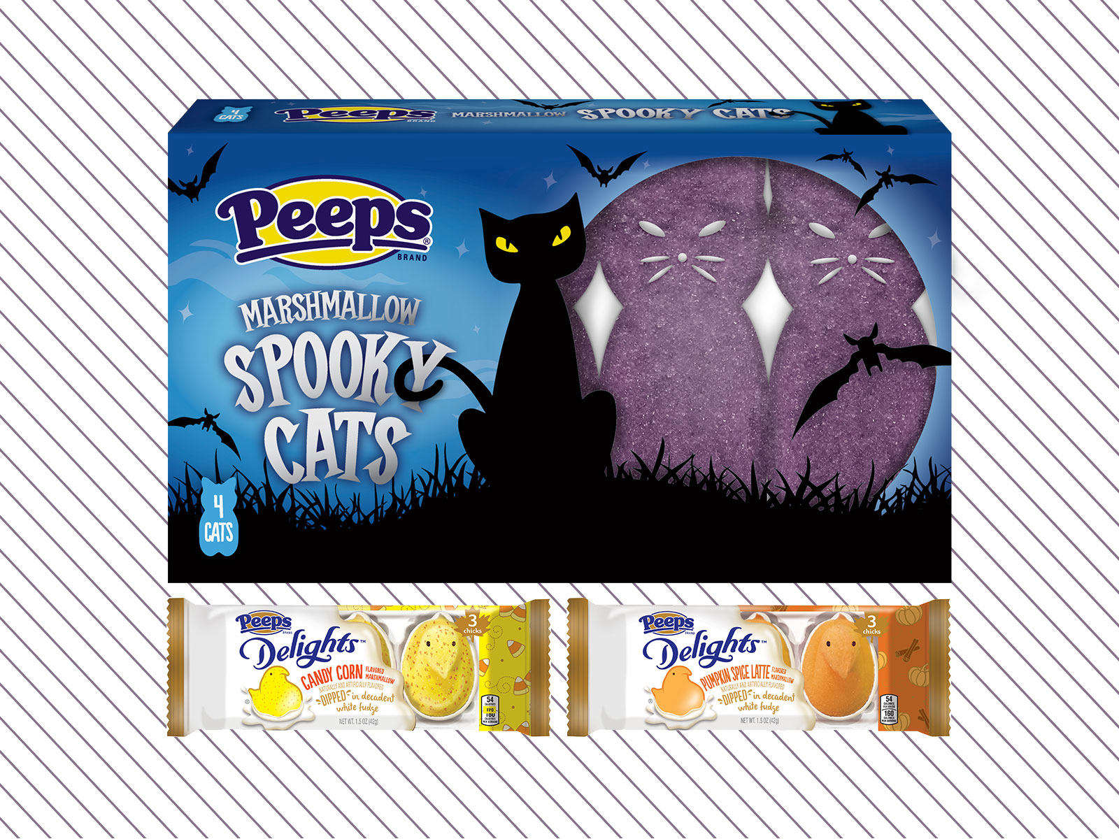 new peeps products for halloween