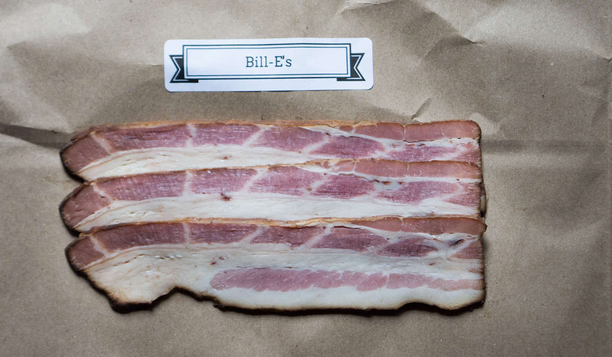 Bill E's Small Batch Bacon