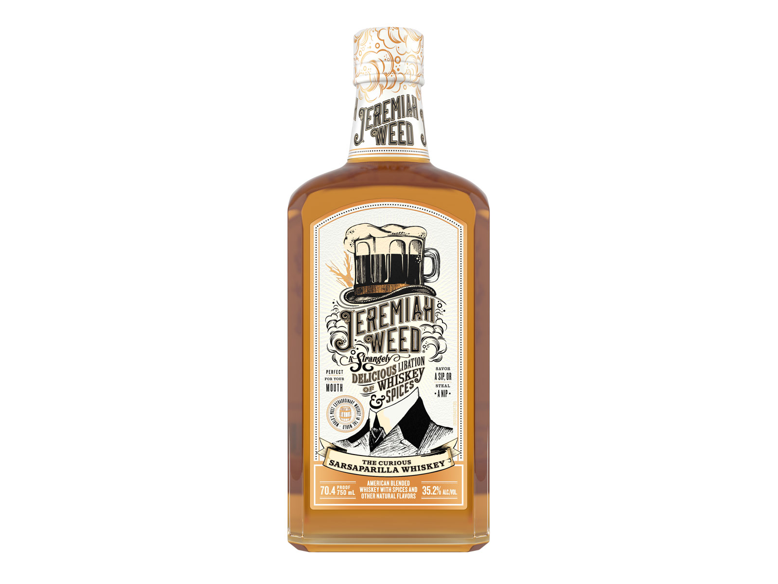 Sarsaparilla Whiskey by Jeremiah Weed