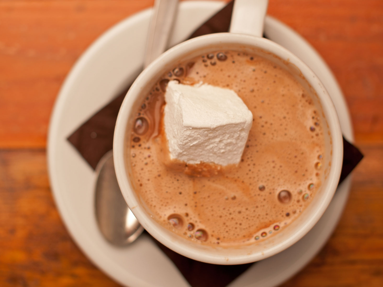 $8 Chai Hot Chocolate at Mindy's Hot Chocolate