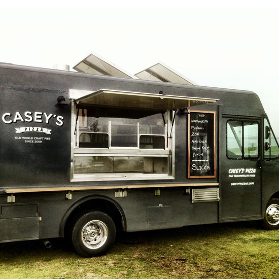 San Francisco: Casey's Pizza Truck