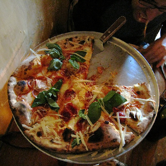 Best Pizza Places in the U.S.: Lucali in Brooklyn