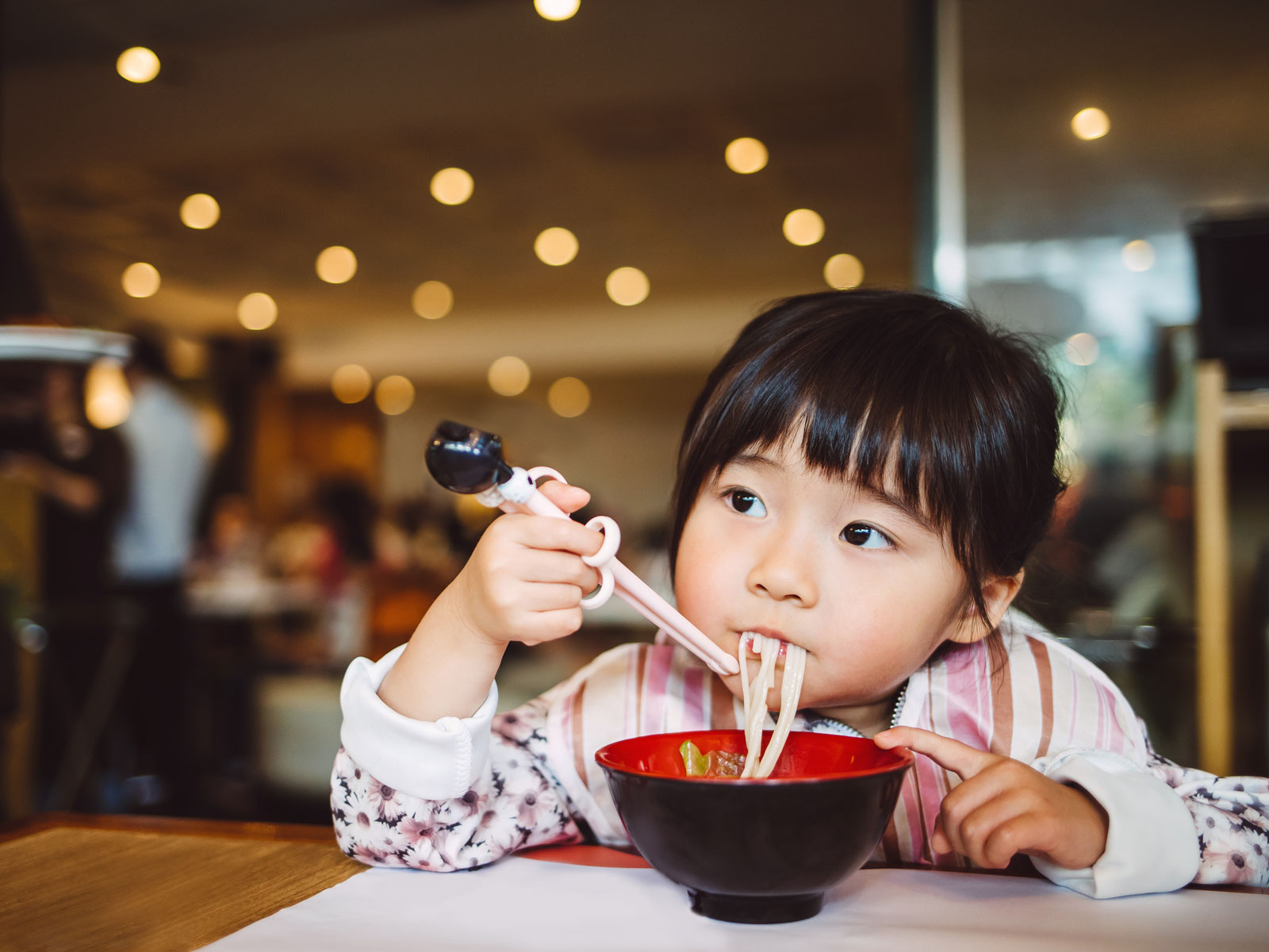 Restaurants with Kids