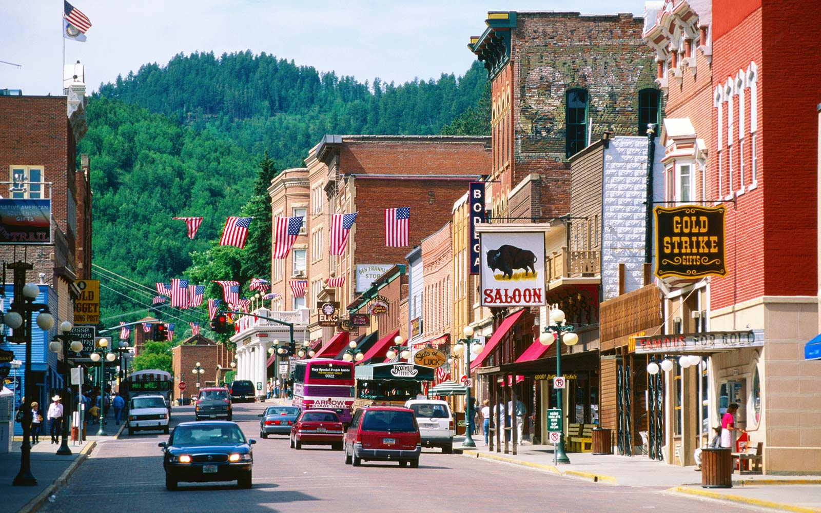 Happiest States in the United States America South Dakota