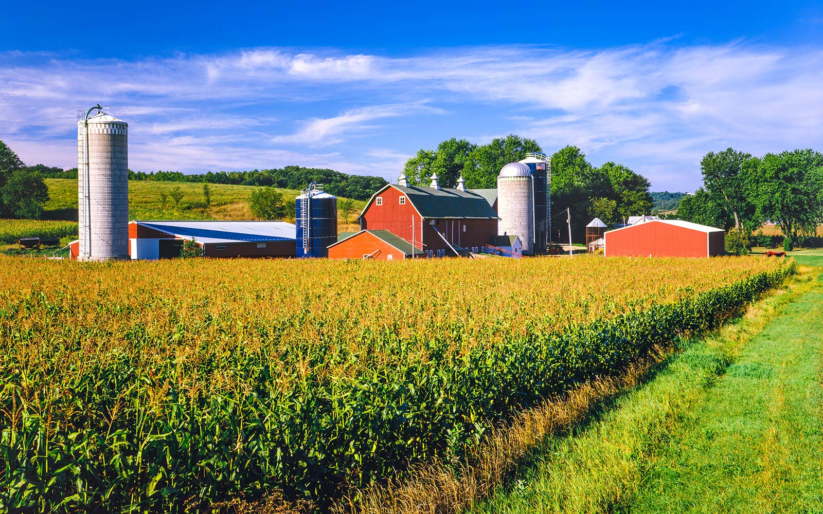 Happiest States in the United States America Iowa