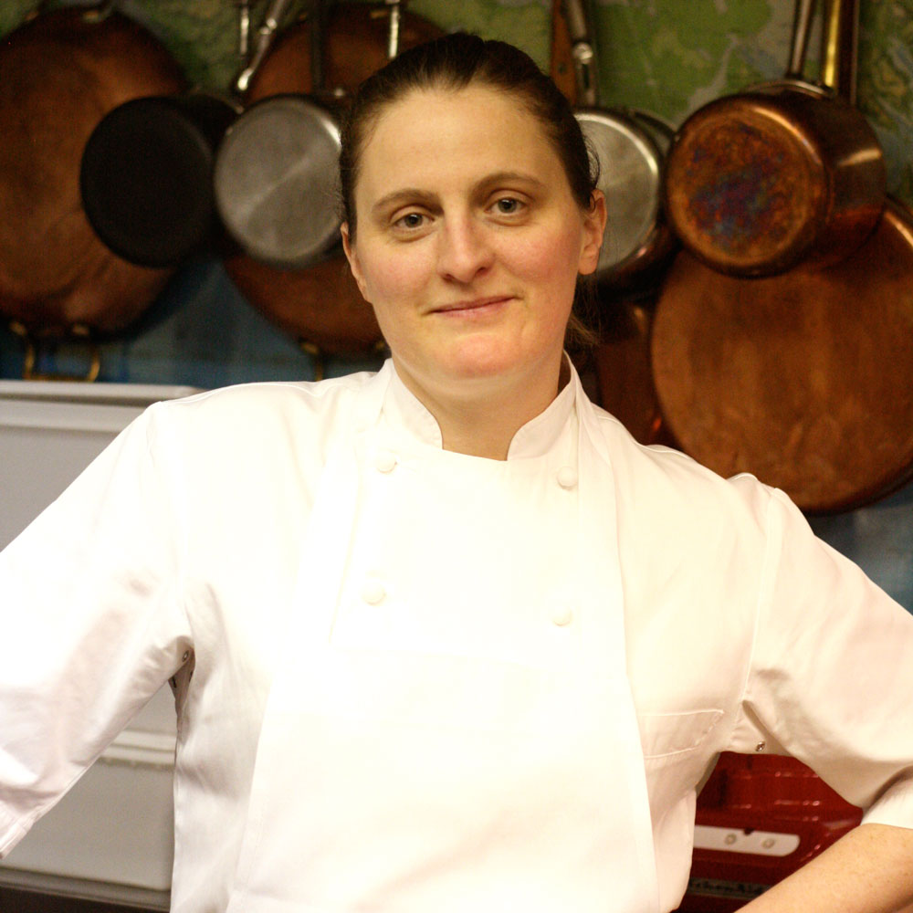 9. April Bloomfield, Chef and Entrepreneur