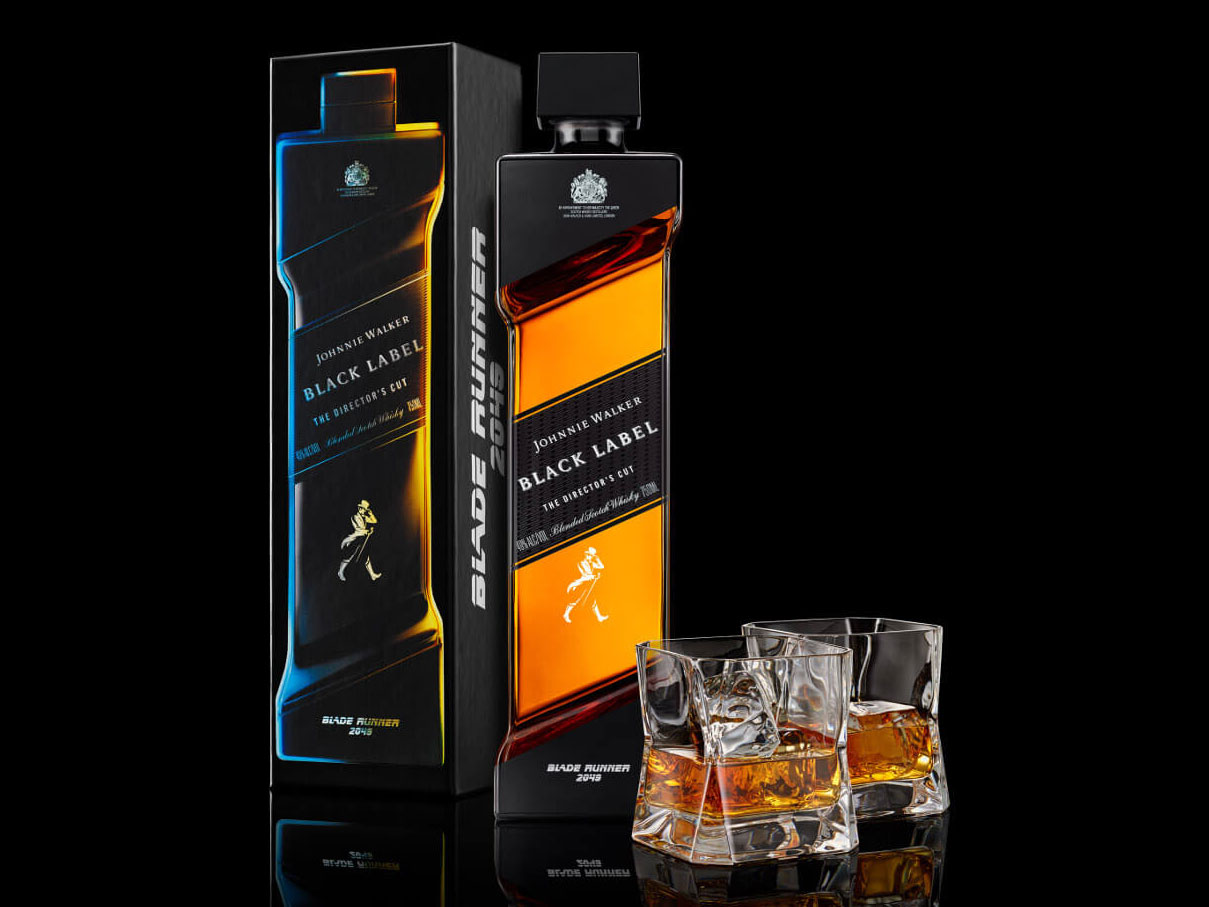 Johnnie Walker Black The Director's Cut