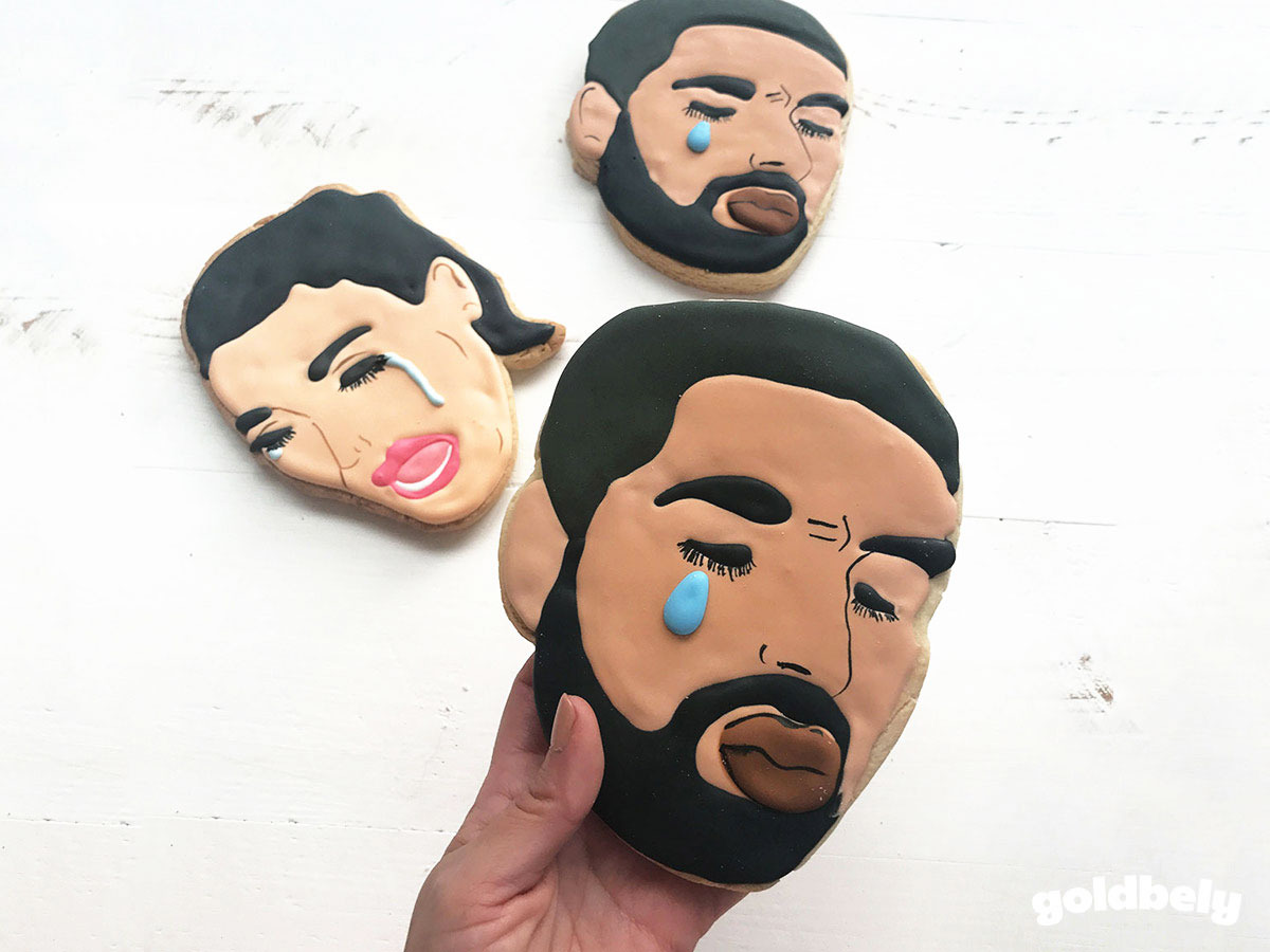 celebrity cookies from cupcake market