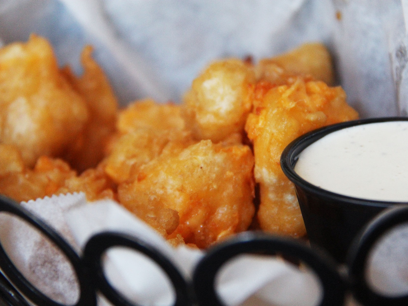 cheese curds for autumn