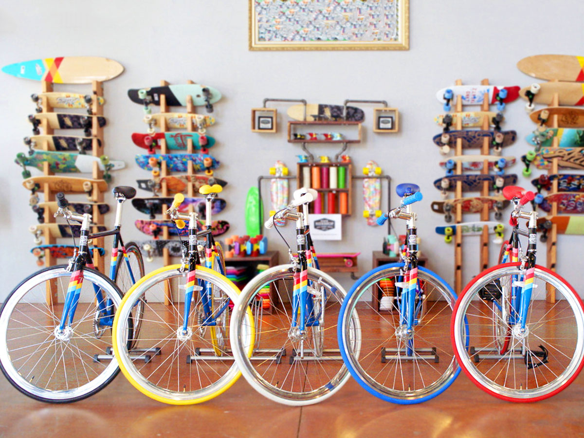 froot loops with state bicycle co to make customizable bikes
