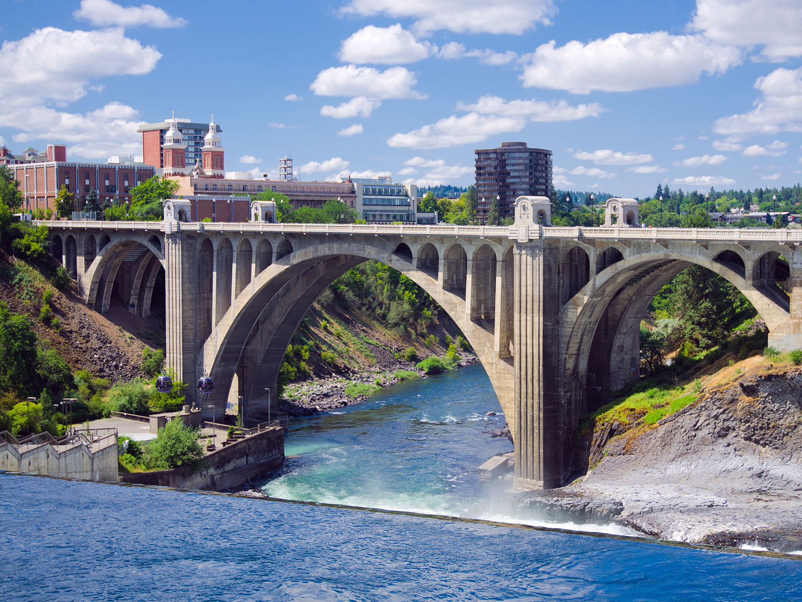 spokane washington food scene