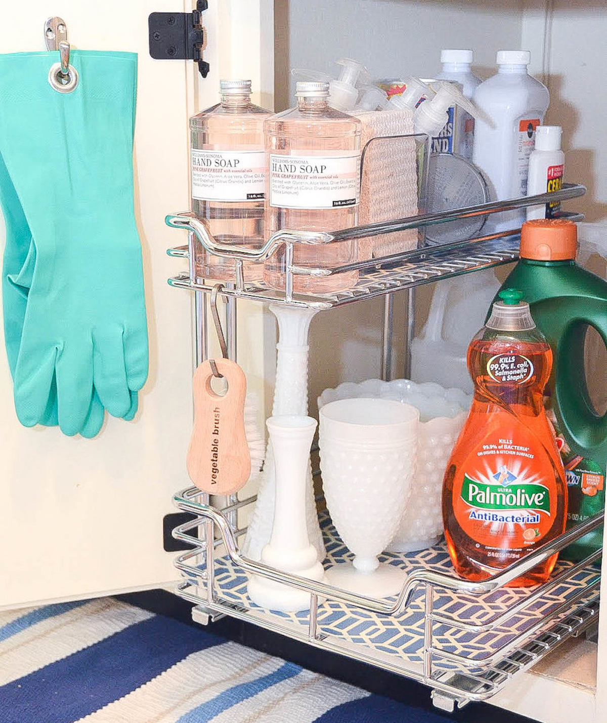 Reevaluate Your Under-Sink Storage