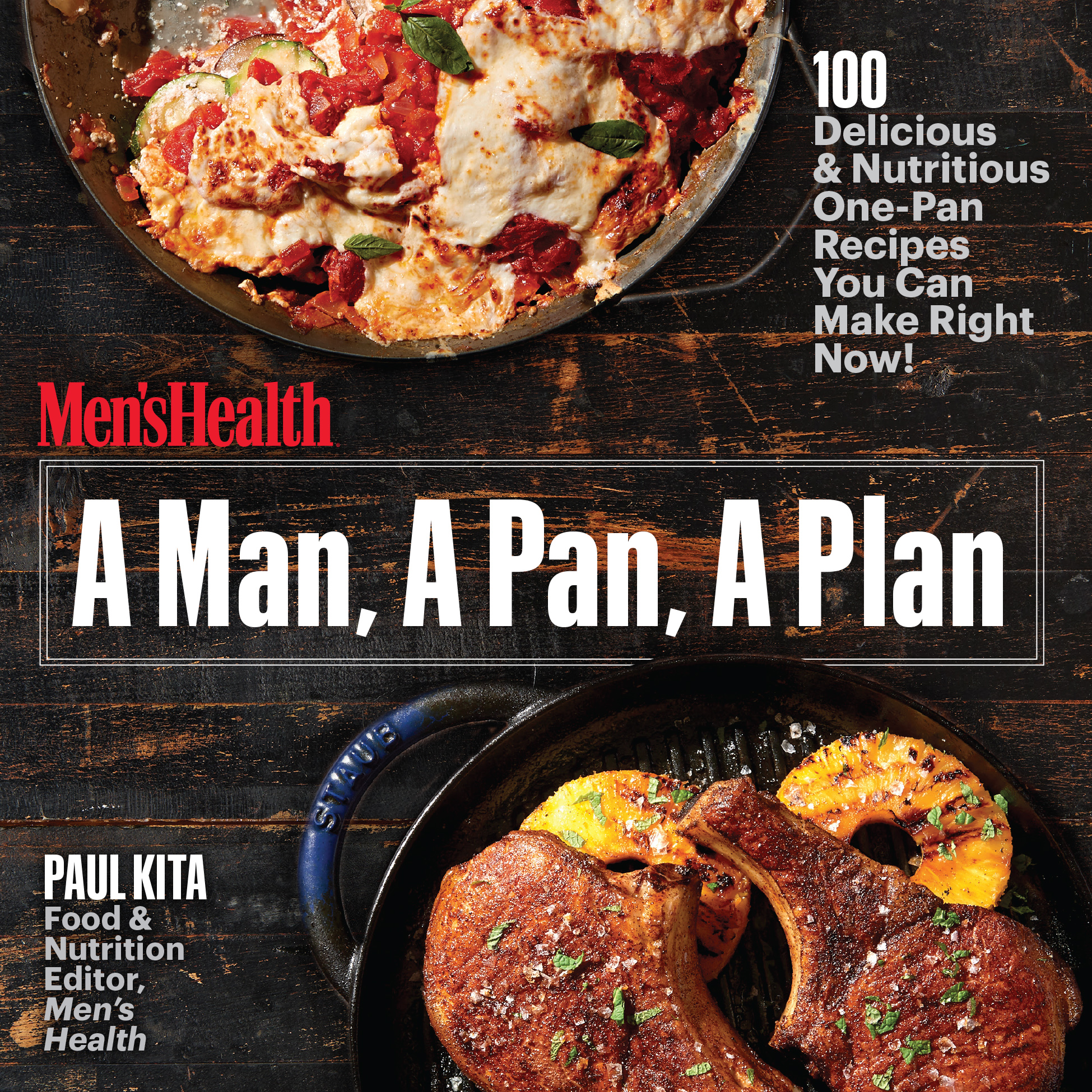 dish from mens health cookbook rodale