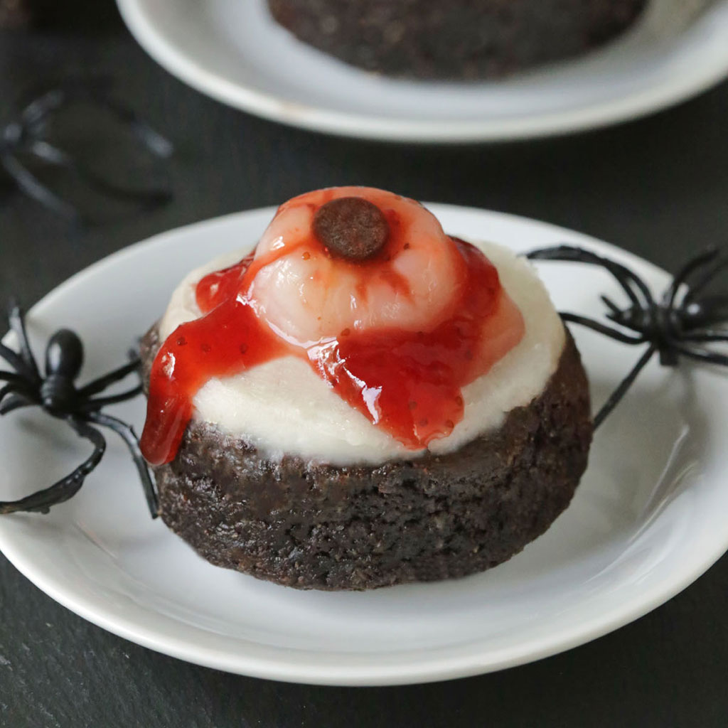 Halloween Eyeball Recipes that Aren't Peeled Grapes