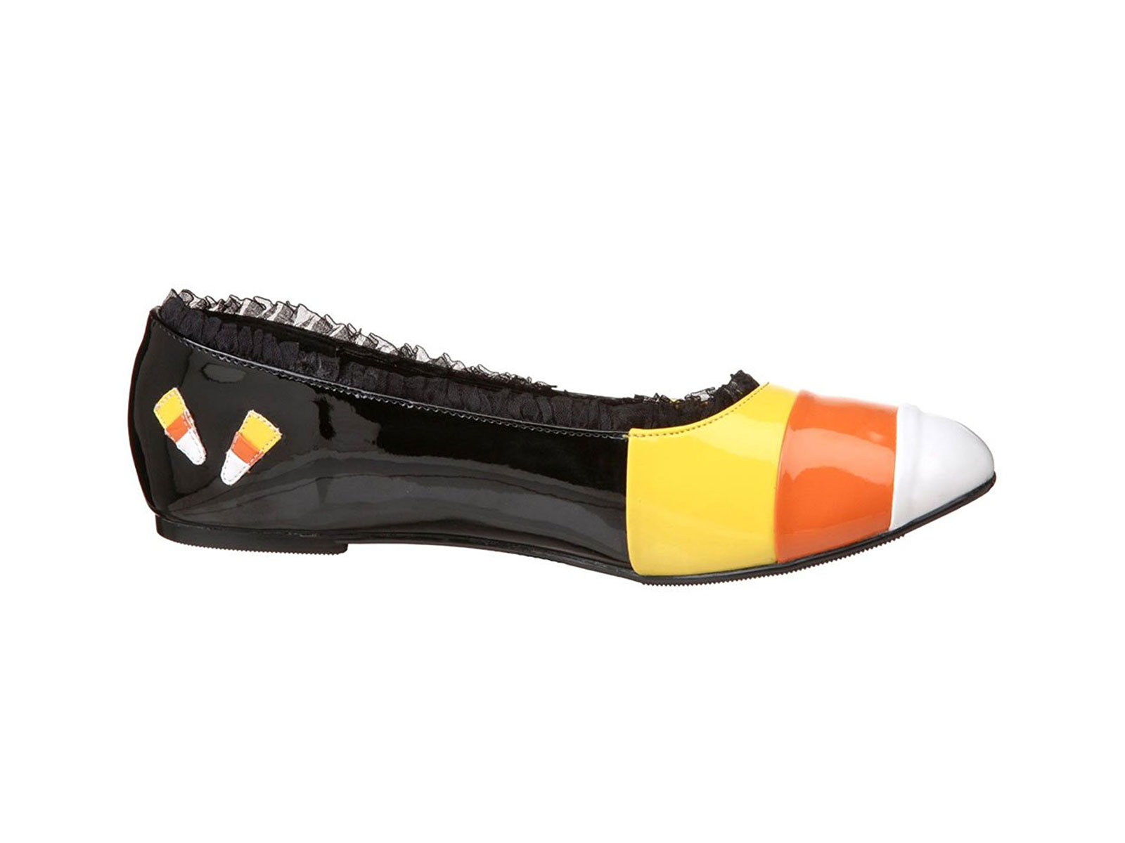 flats for halloween candy corn