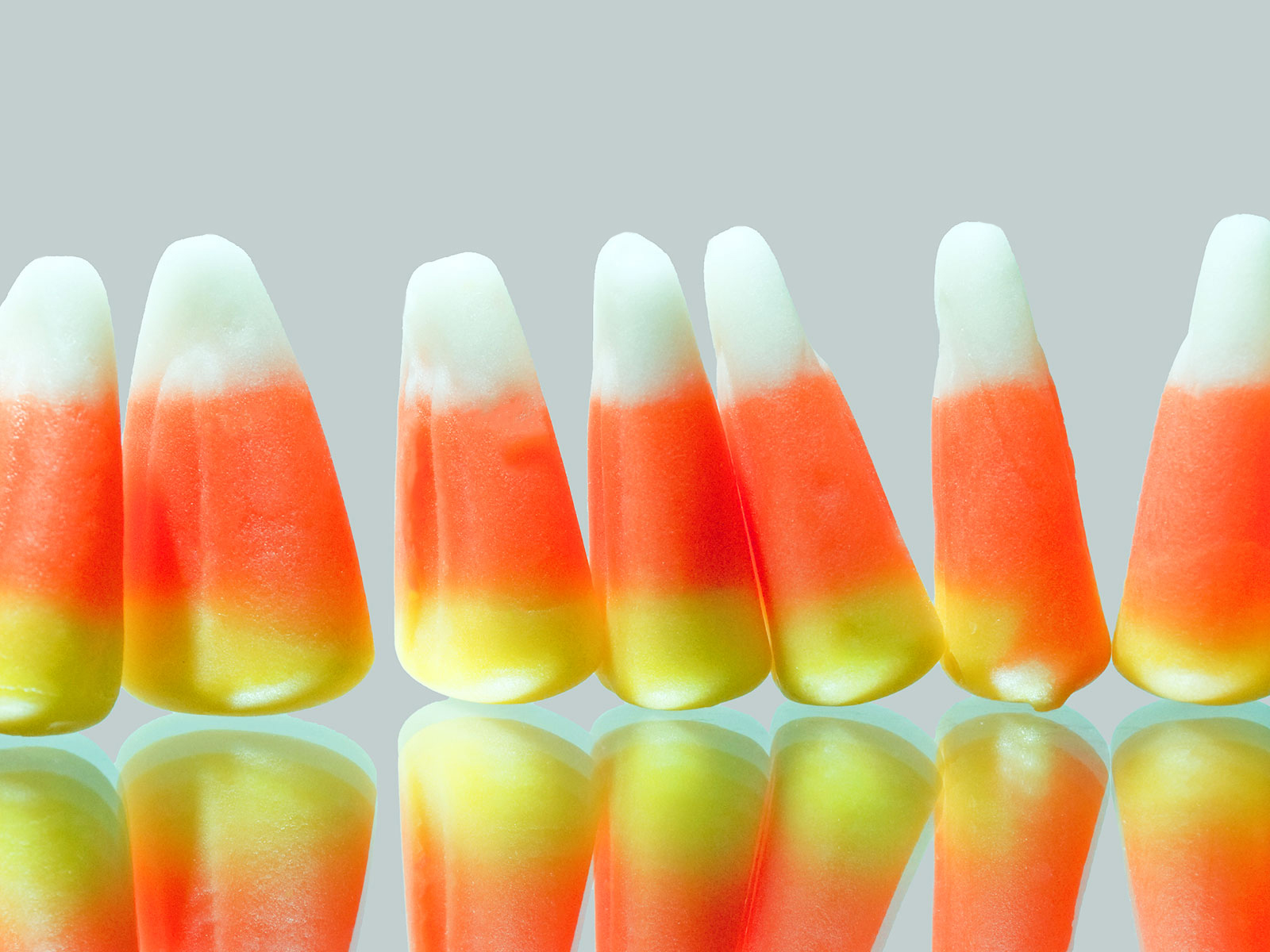 candy corn dominoes