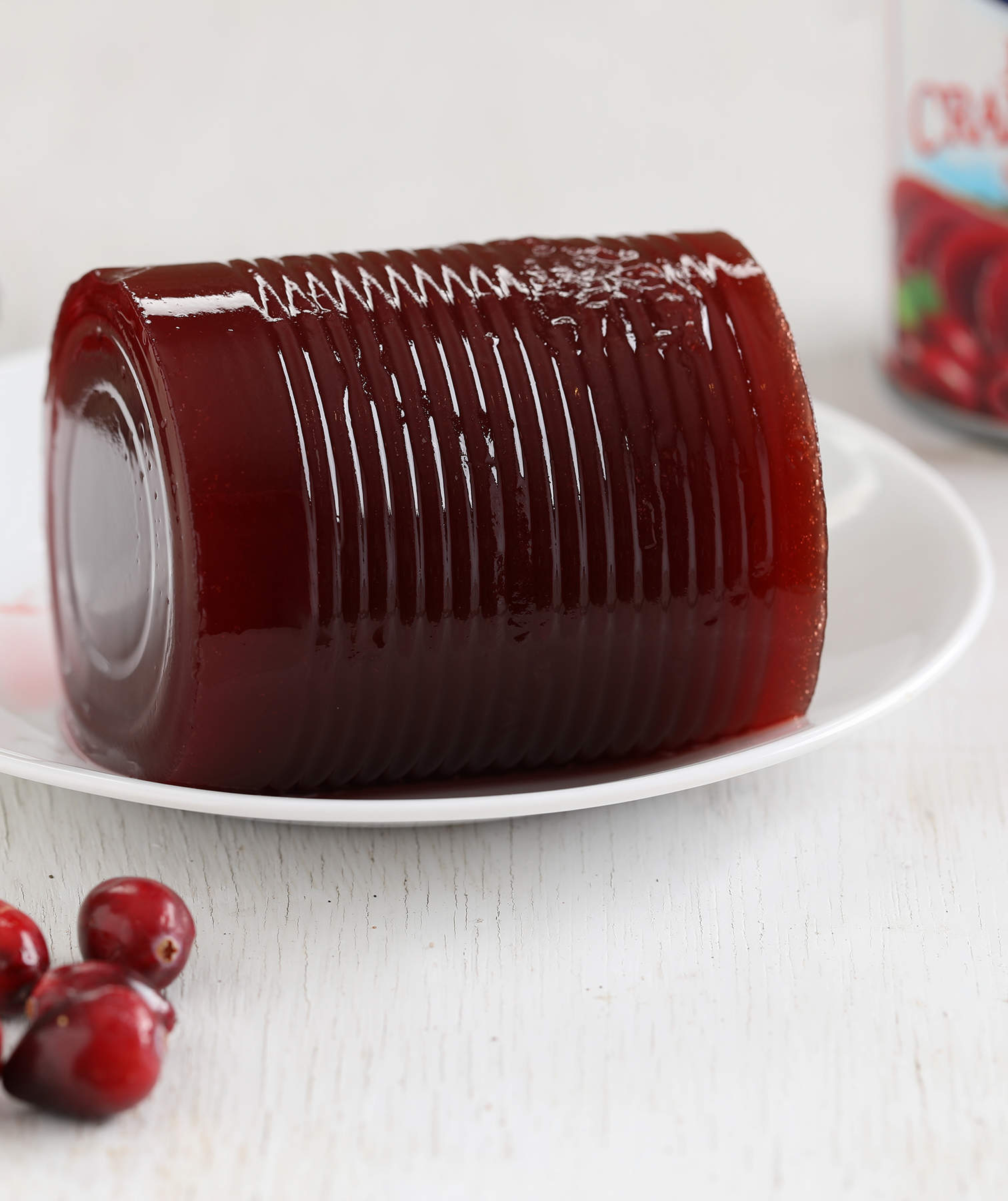 Surprising Facts You May Not Know About Canned Cranberry Sauce