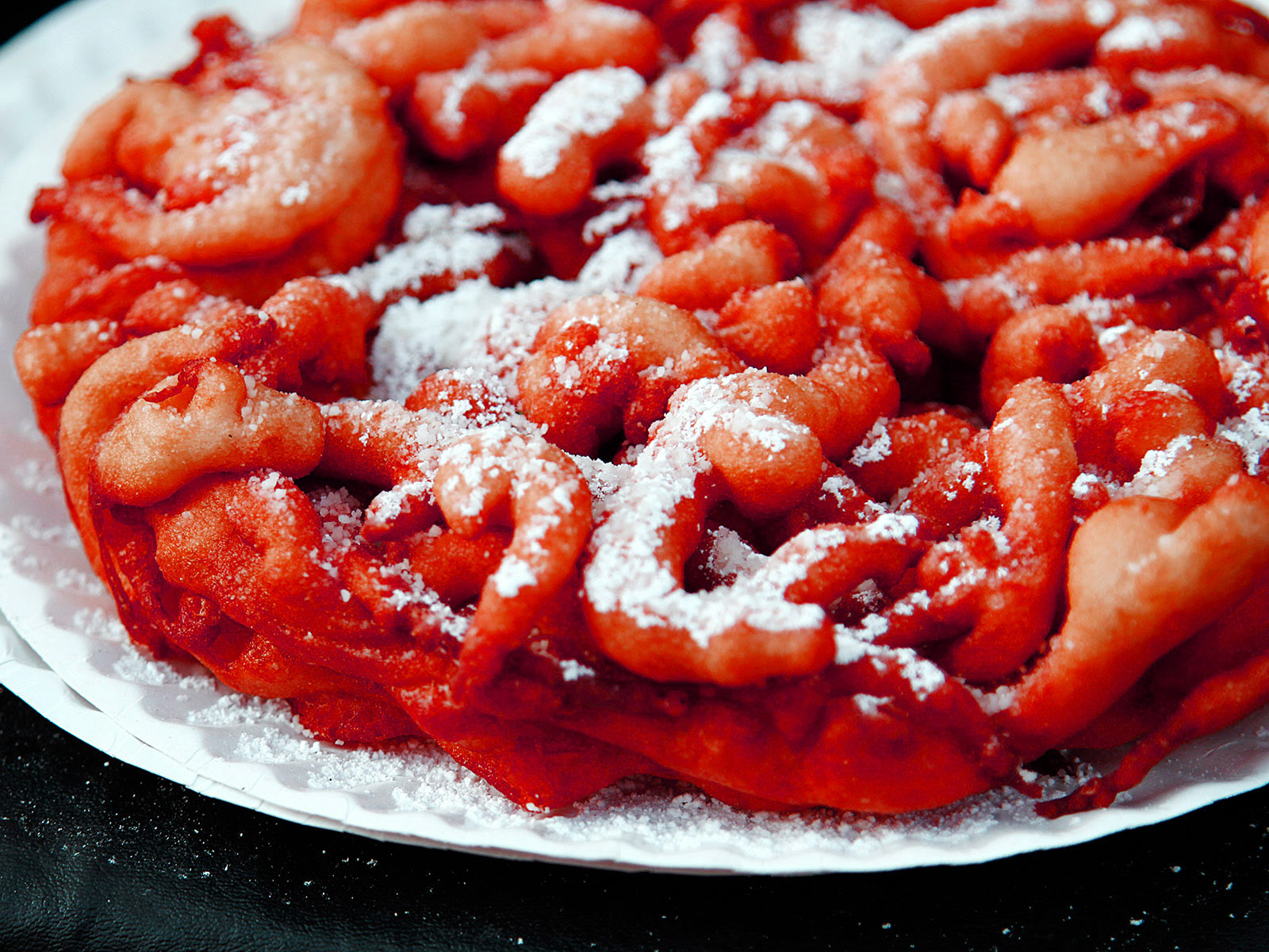 cheerwine funnel cake