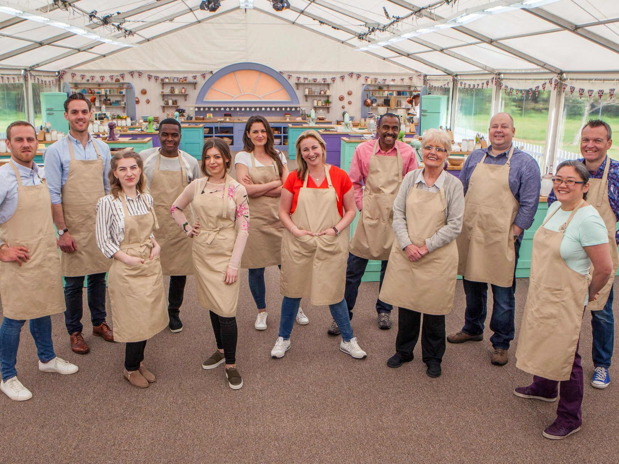 Viewers Were NOT Happy With What Happened In Last Night's Bake Off
