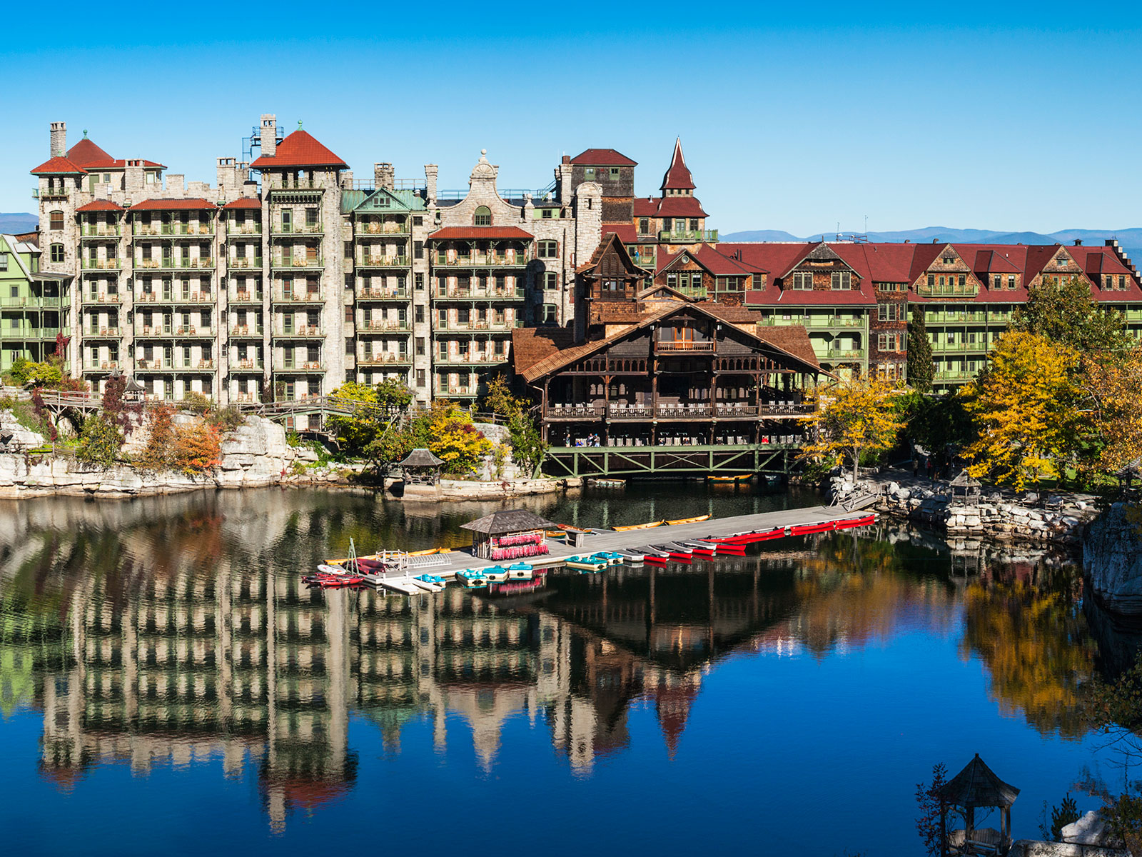 mohonk mountain house in new paltz new york