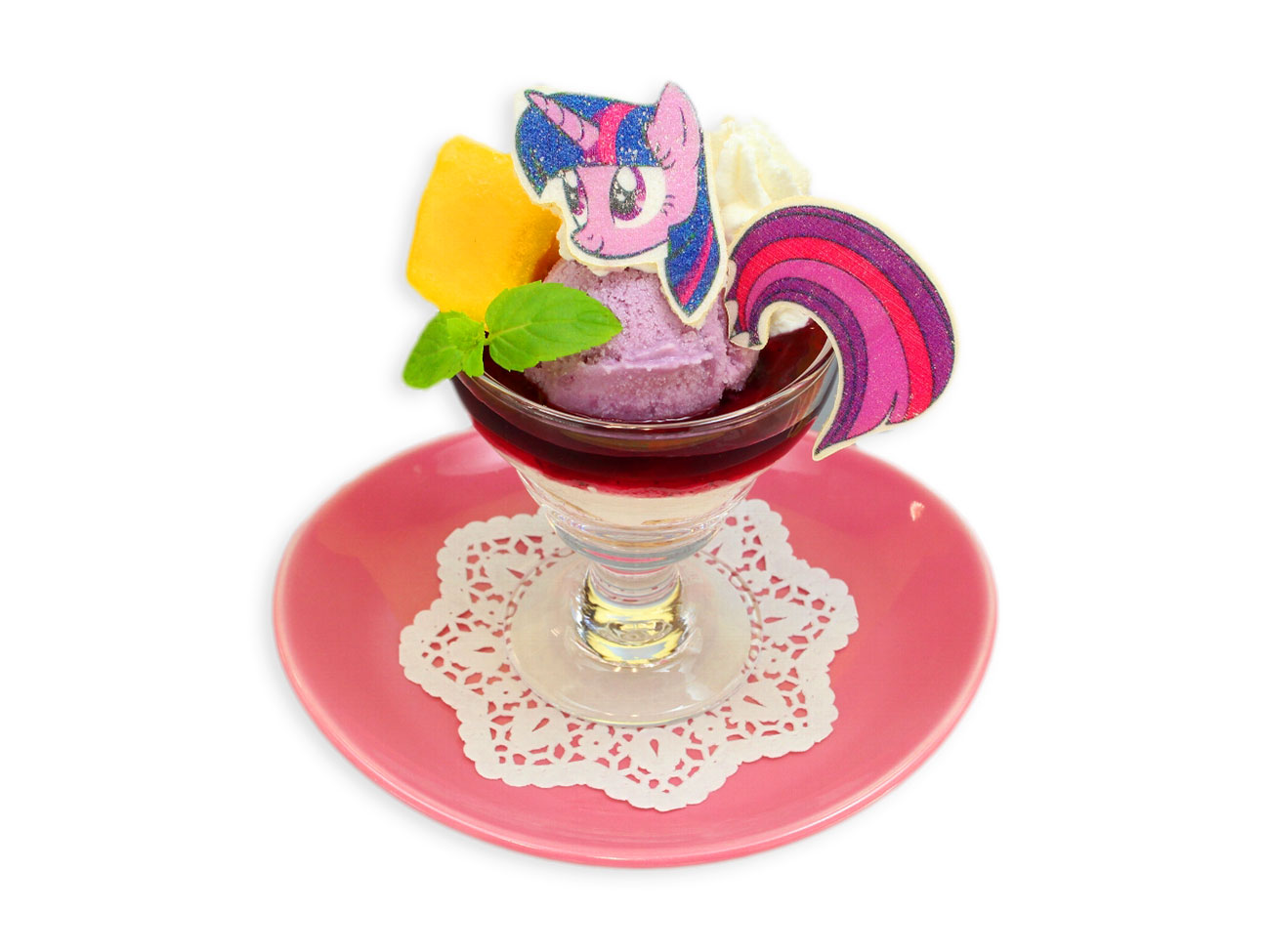 my little pony cafe in tokyo