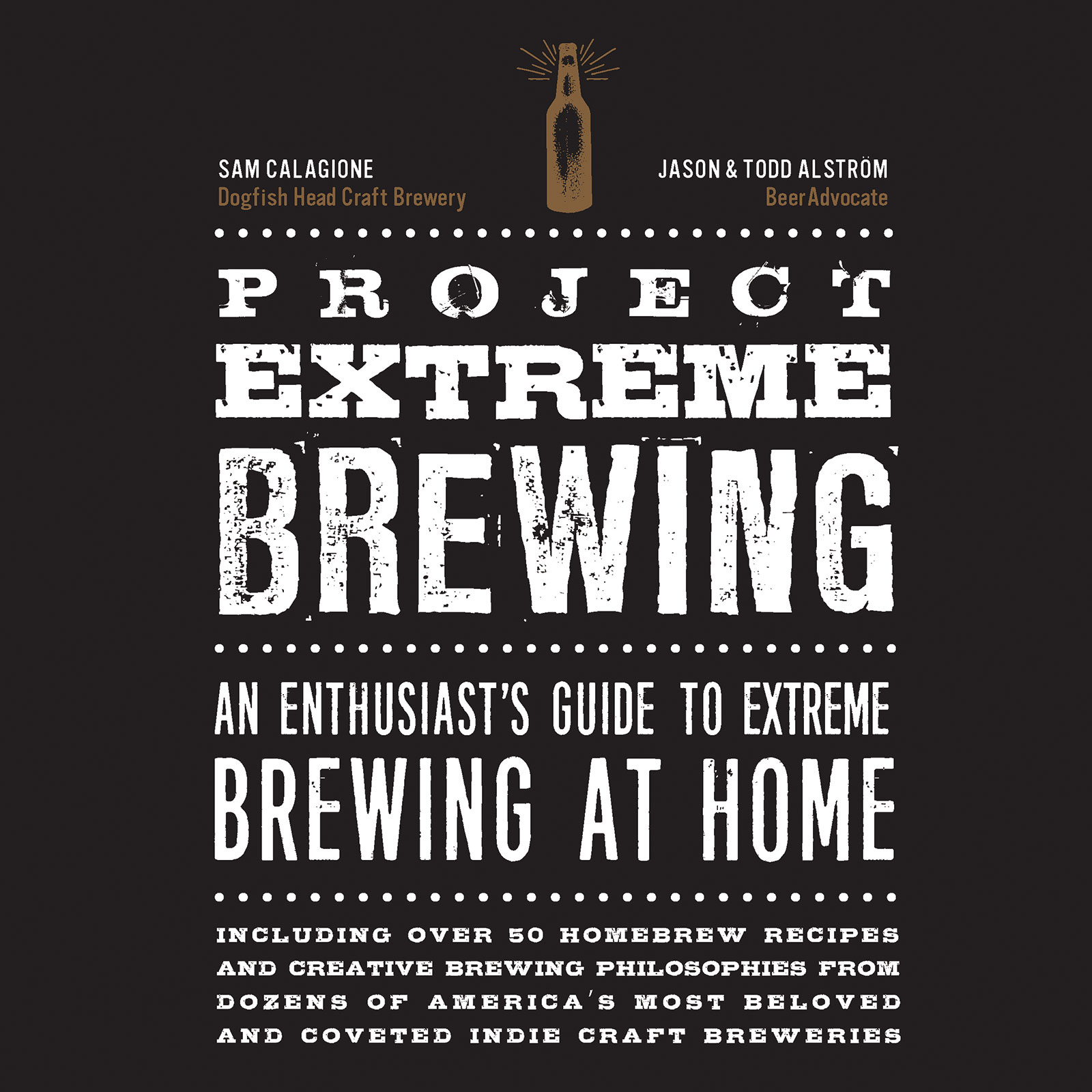 book cover for dogfish head and brewers association