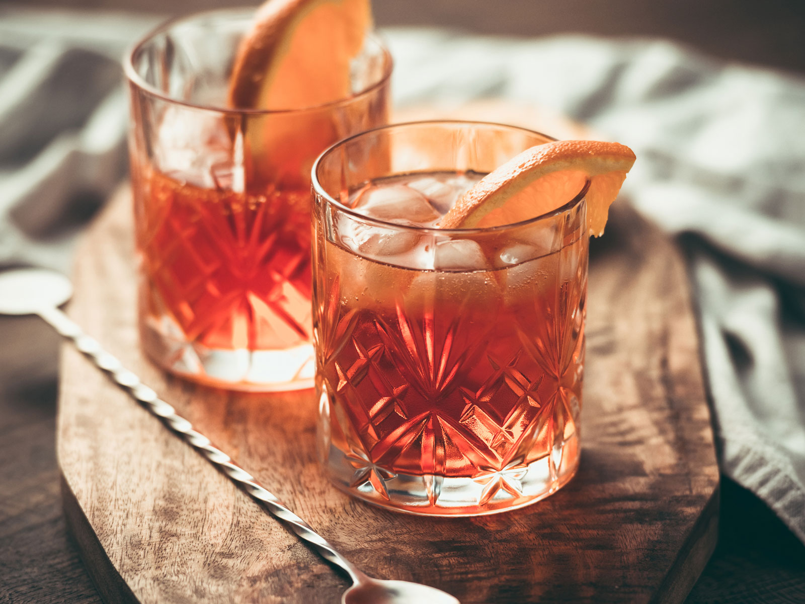 New Spin on Classic Cocktails