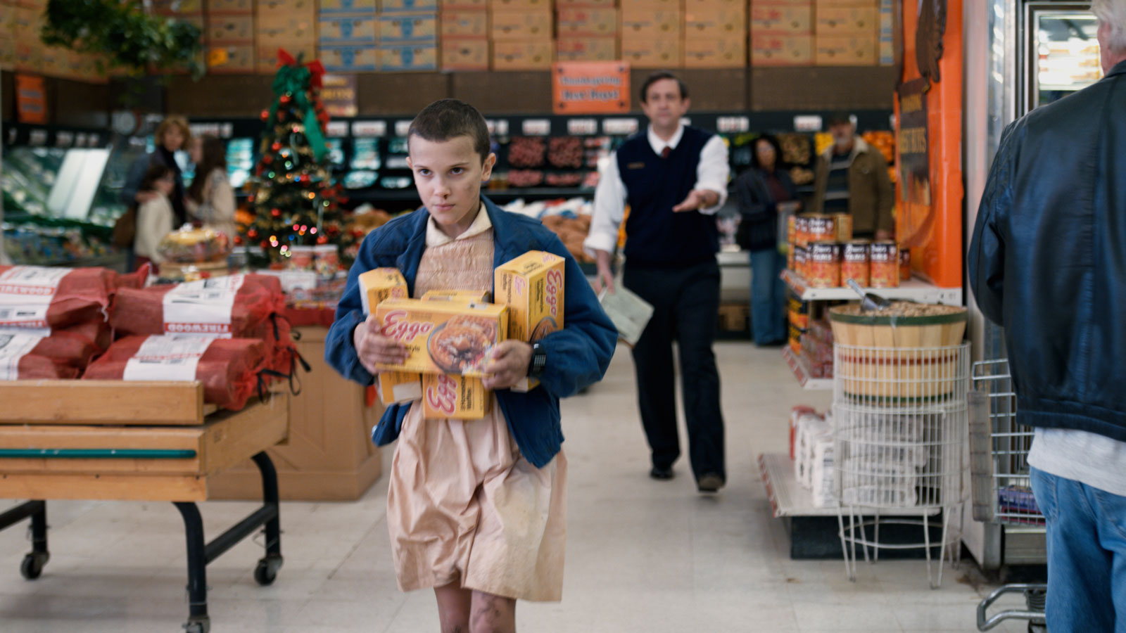 Eleven and Eggos