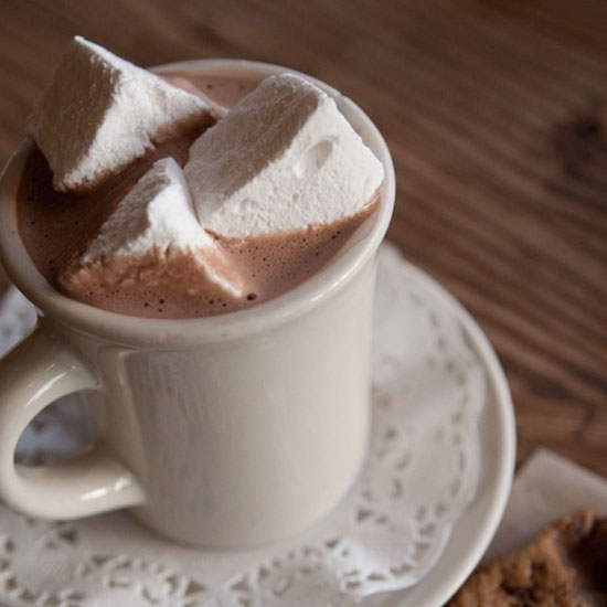 Best Hot Chocolate: Clementine; Los Angeles
