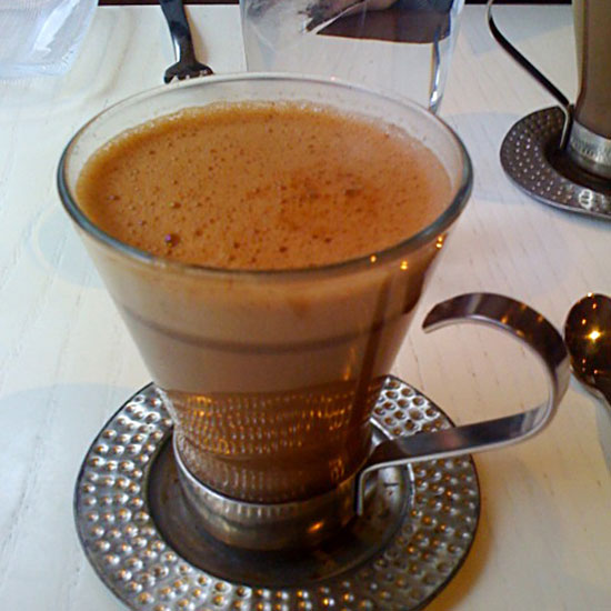 Best Hot Chocolate: Oyamel; Washington, DC