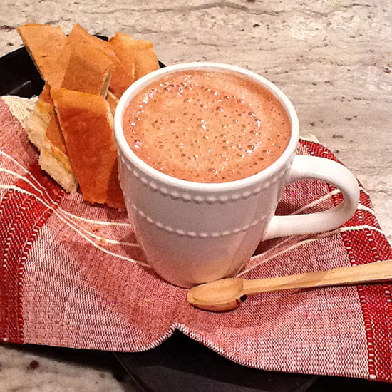 Best Hot Chocolate: Zafra; Hoboken, New Jersey