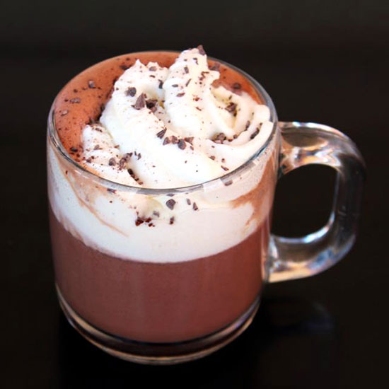 Best Hot Chocolate: Zingerman's Next Door; Ann Arbor, Michigan