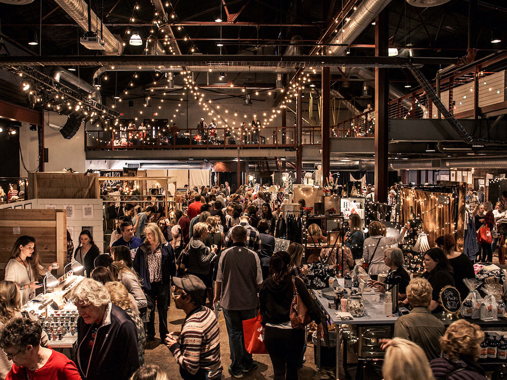 The Best Holiday Markets In Every State Food Wine