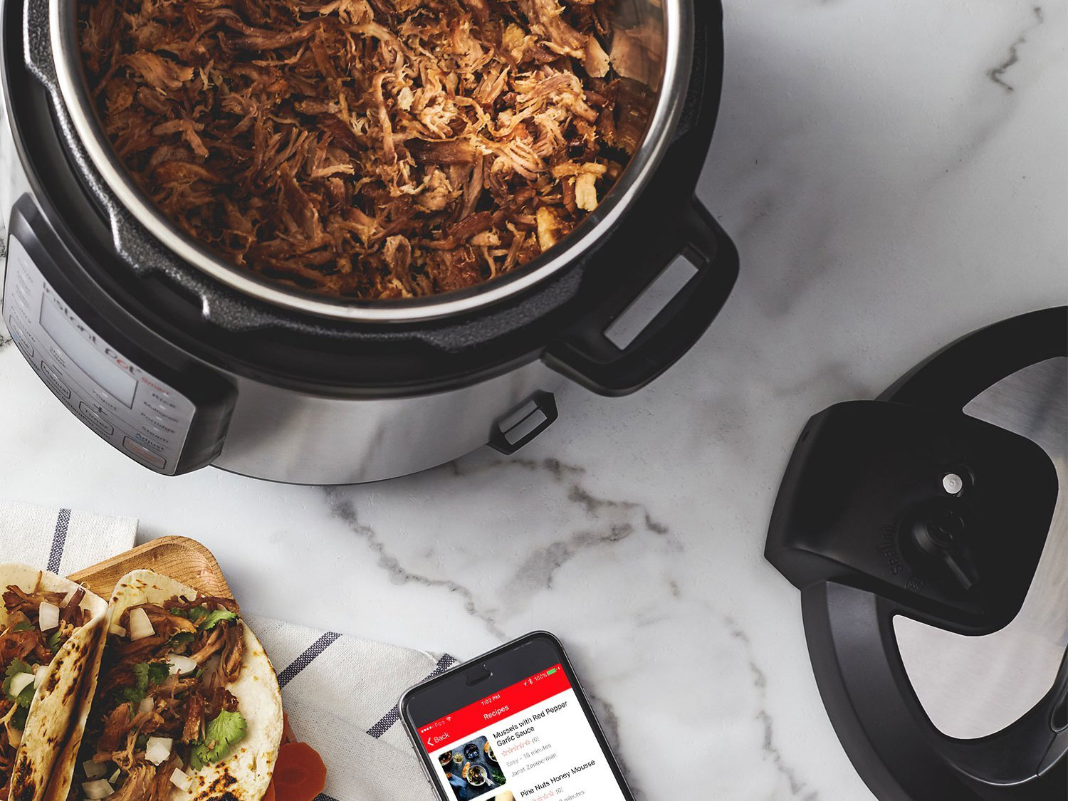 Honorable Mention: Instant Pot