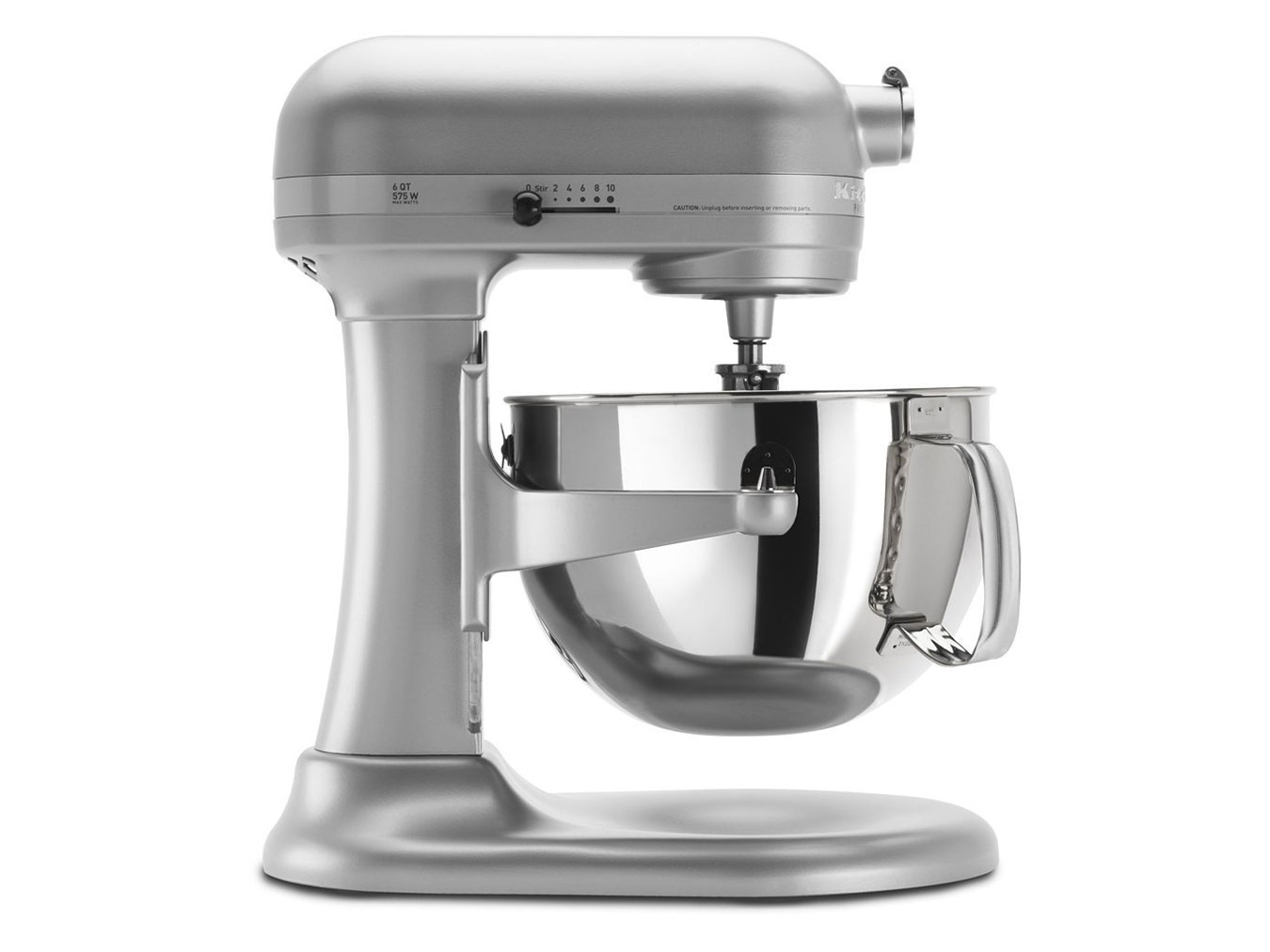 silver stand mixer from amazon