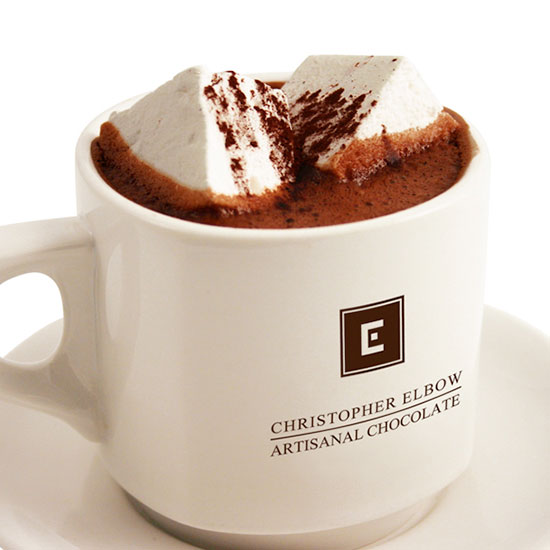 Best Hot Chocolate: Christopher Elbow Artisanal Chocolates; Kansas City, Missouri